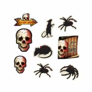 Creepy Carnival Cutouts