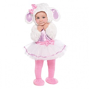 Cute Little Lamb Costume