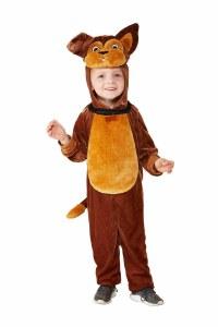 Cute Little Dog Costume