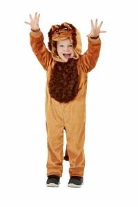 Cute Little Lion Costume