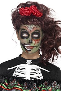 Day Of The Dead Zombie Kit