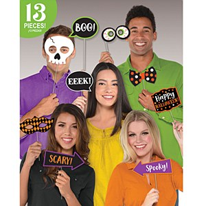 Deluxe Halloween Photo Props