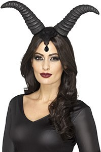 Demonic Queen Horns