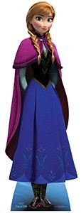 Disney Frozen Anna Cutout