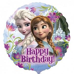 Disney Frozen Birthday Balloon