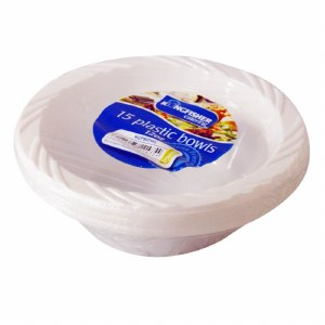 Disposable Plastic Bowls