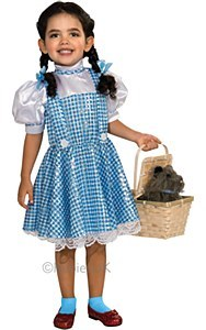 Dorothy Sequin Costume