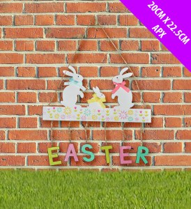 Easter Family Hanger