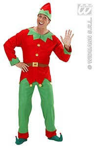 Elf Helper Costume