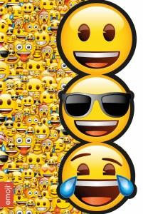 Emoji Birthday Card