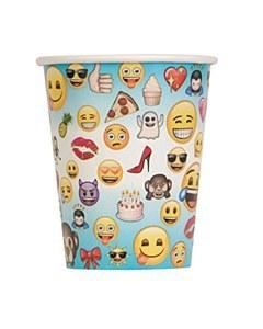 Emoji Paper Cups