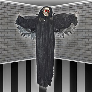 Evil Winged Reaper Prop