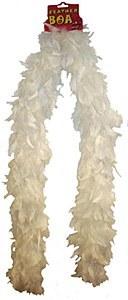 Feather Boas White