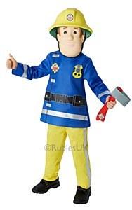 Fireman Sam Costume