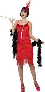 Flapper Shimmy Costume