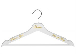 Flower Girl Dress Hanger