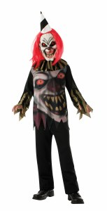 Freako The Clown Costume