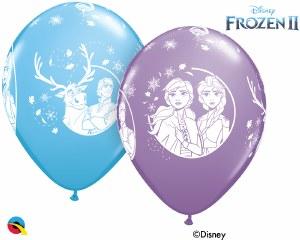 Frozen 2 Party Balloons