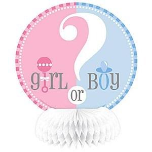 Gender Reveal Mini Honeycomb