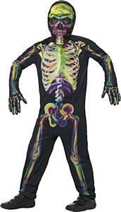 GID Skeleton Costume
