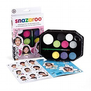 Girls Face Painting Kit