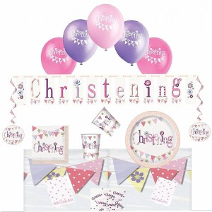 Girls Christening Bundle