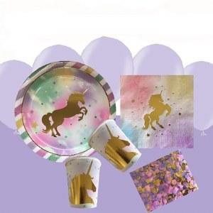 Gold Unicorn Party Bundle
