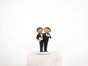 Grooms Wedding Cake Topper