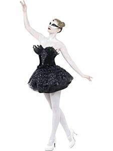 Halloween Black Swan Costume