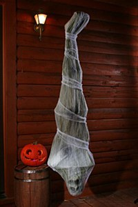 Hanging Cocoon Corpse