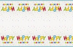 Happy Balloon Tablecover