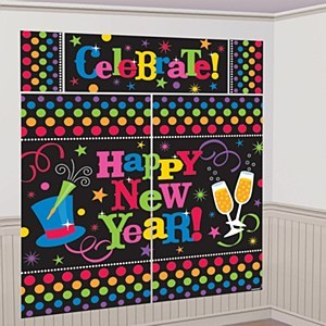 Happy New Year Scene Setter