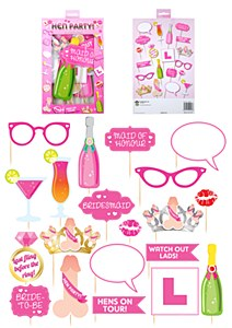 Hen Night Photo Props