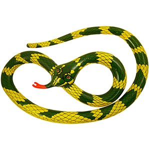Inflatable Snake Prop