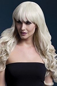 Isabelle Blonde Wig