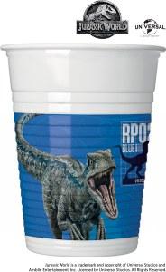 Jurassic Kingdom Cups