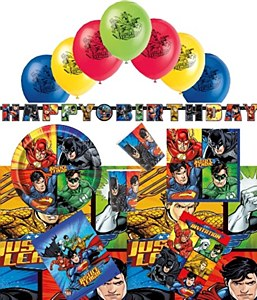 Justice League Party Bundle