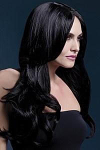 Khloe Black Wig