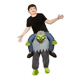 Kids Carry Me Zombie Costume