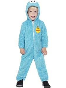 Kids Cookie Monster Costume