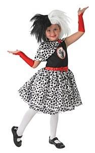 Kid Cruella De Vil Costume