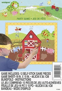 Kids Farm Party Game