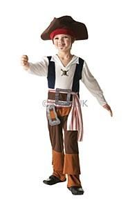 Kids Jack Sparrow Costume