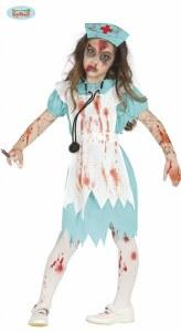 Kids Zombie Nurse Costume