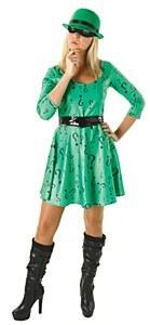 Lady Riddler Costume