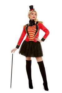 Lady Ringmaster Costume
