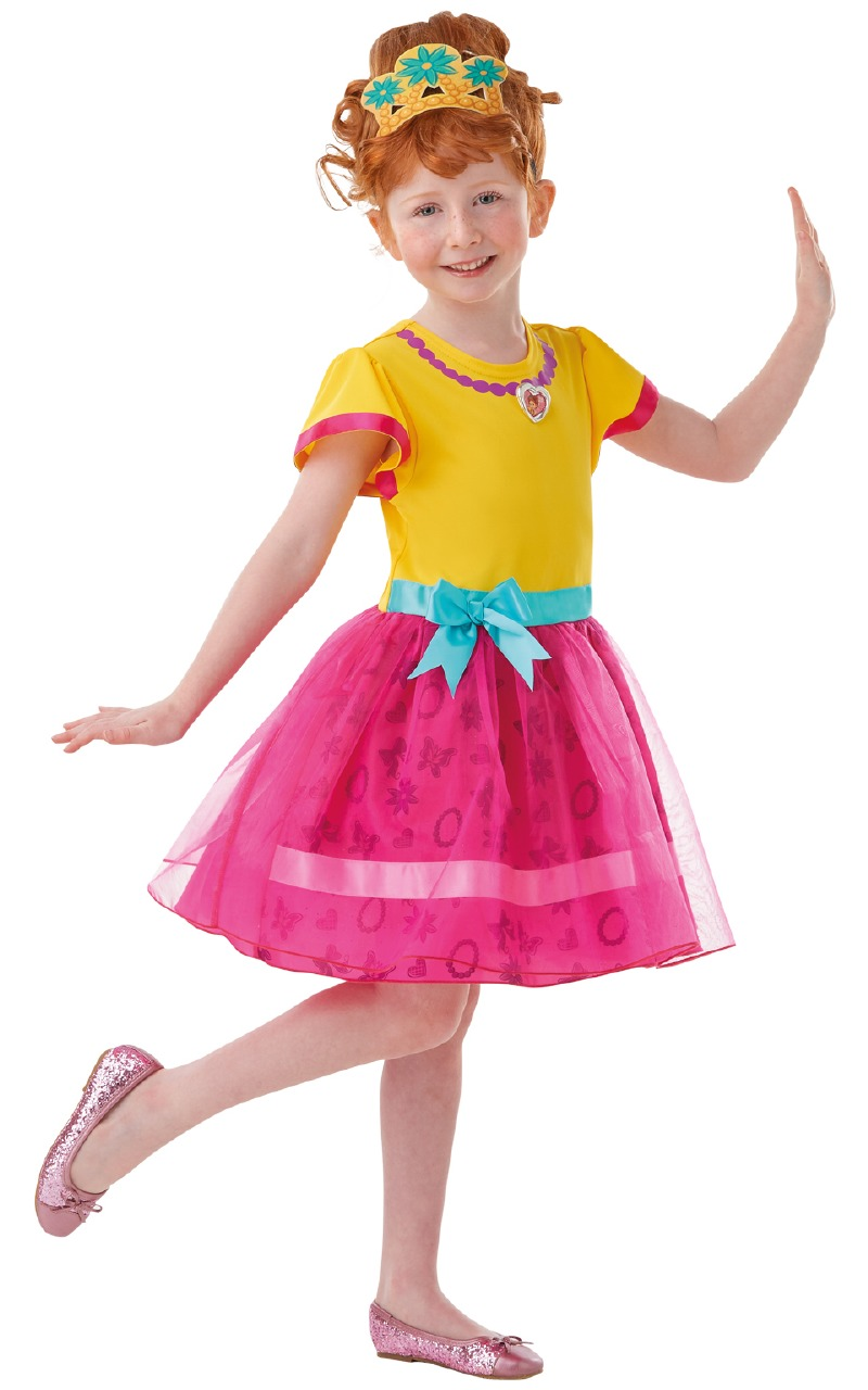 Fancy Nancy Clancy Costume Partyworld