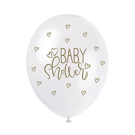 large baby shower balloons