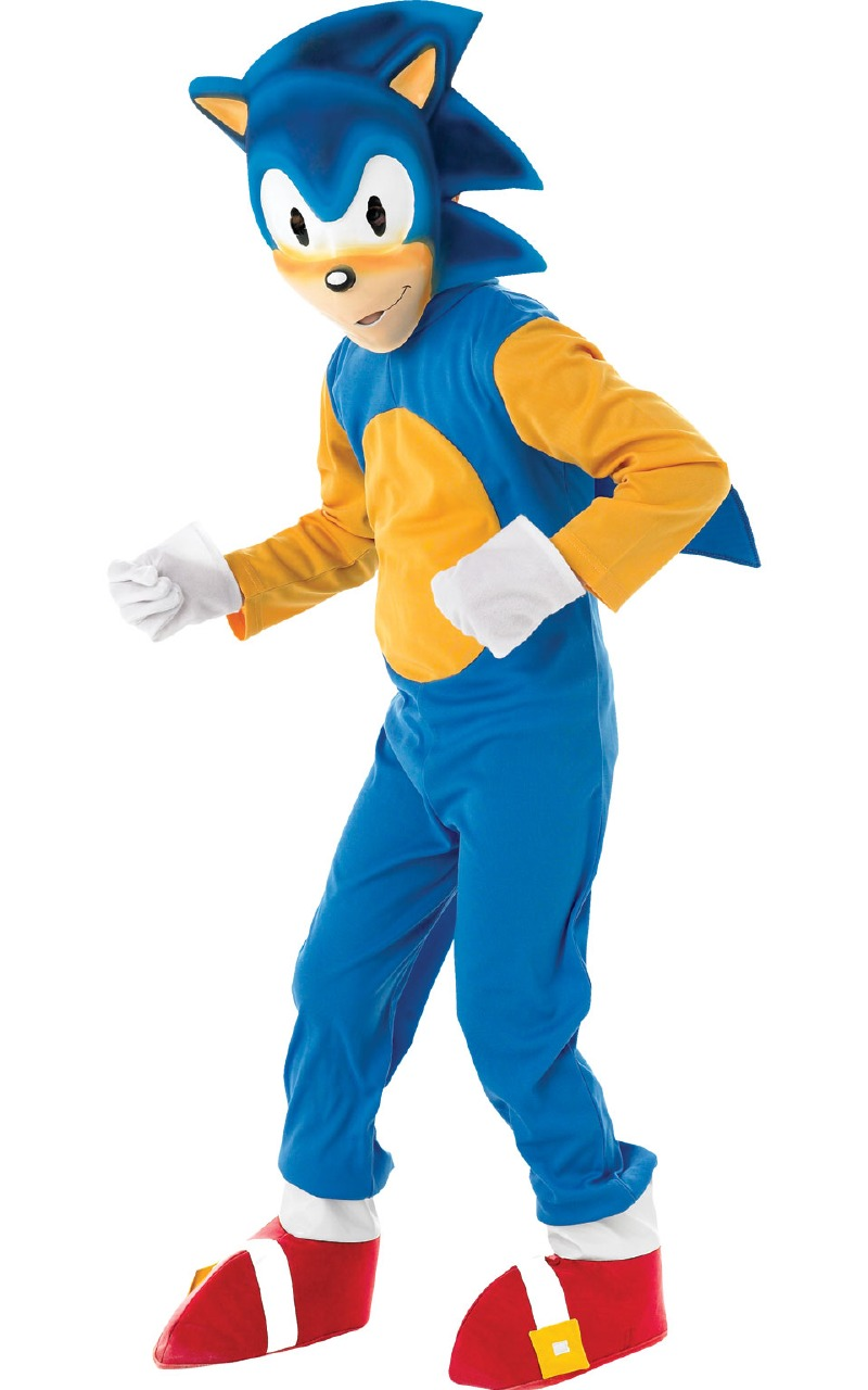 Sonic The Hedgehog Costume Partyworld