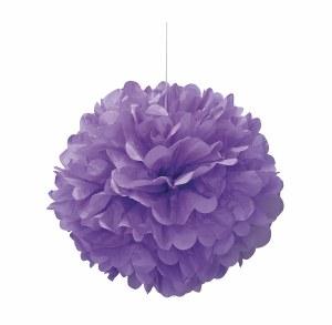 Lavender Puff Ball